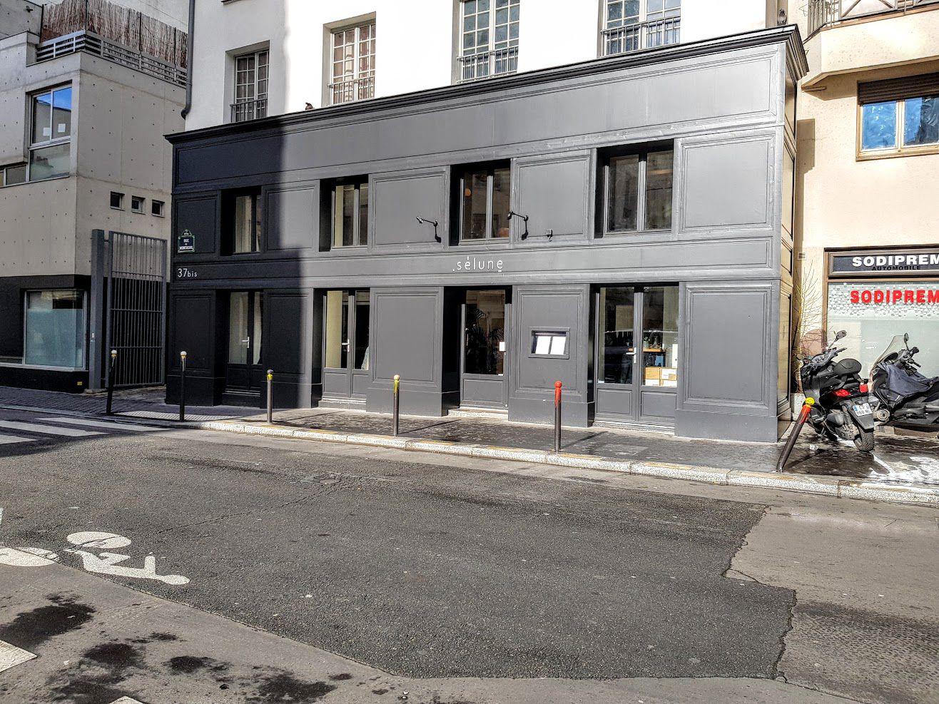 Sélune restaurant Paris 11 Rue de Montreuil