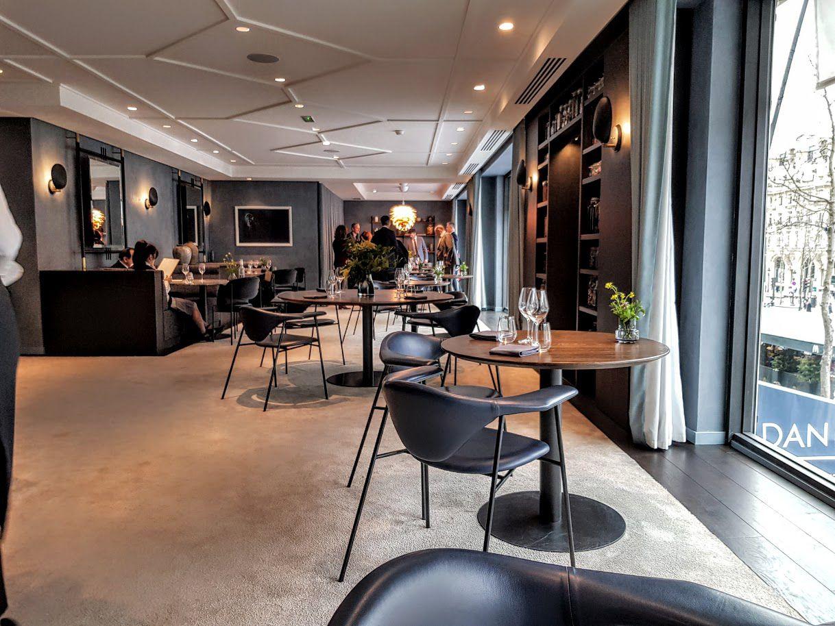 Copenhague Restaurant Paris 8 Rien De Pourri Dans Ce Royaume