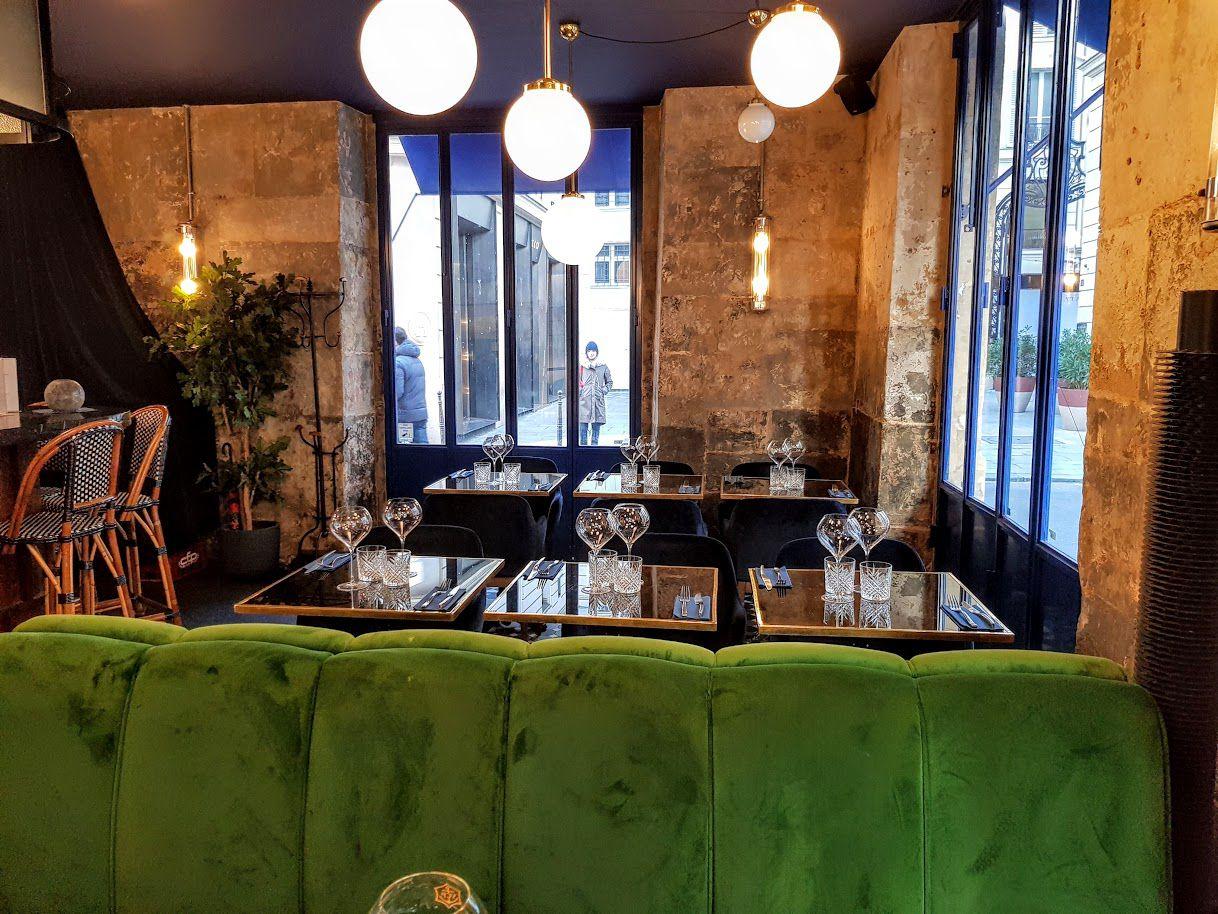 La Salle des Foodies restaurant Paris 3