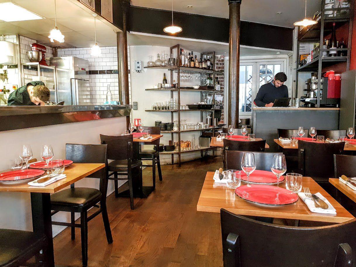 La salle de Simone restaurant Paris 13