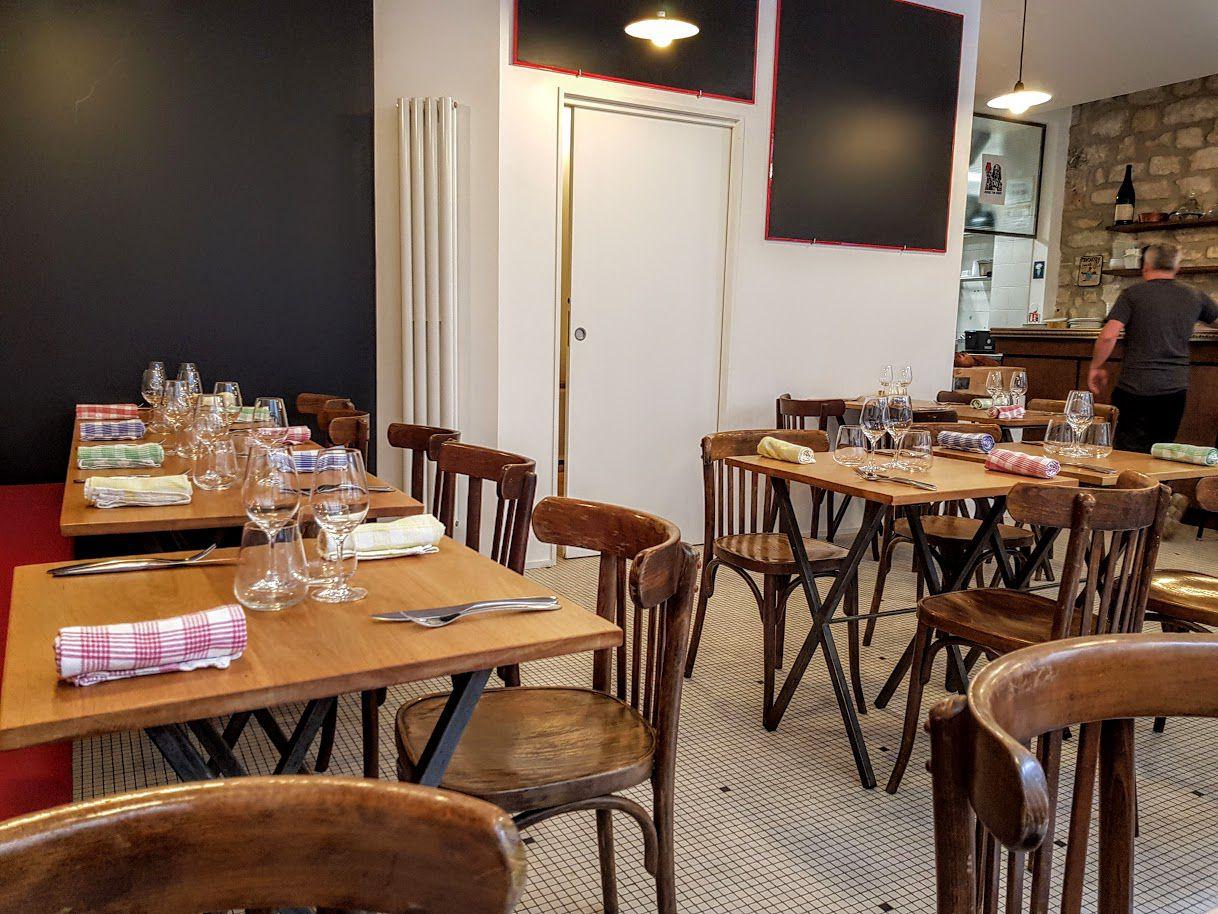 La salle du Beaucé, restaurant Paris 9