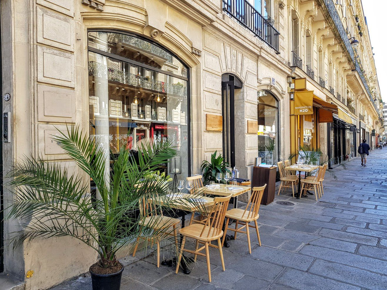 To Restaurant Paris 10 rue Beaurepaire