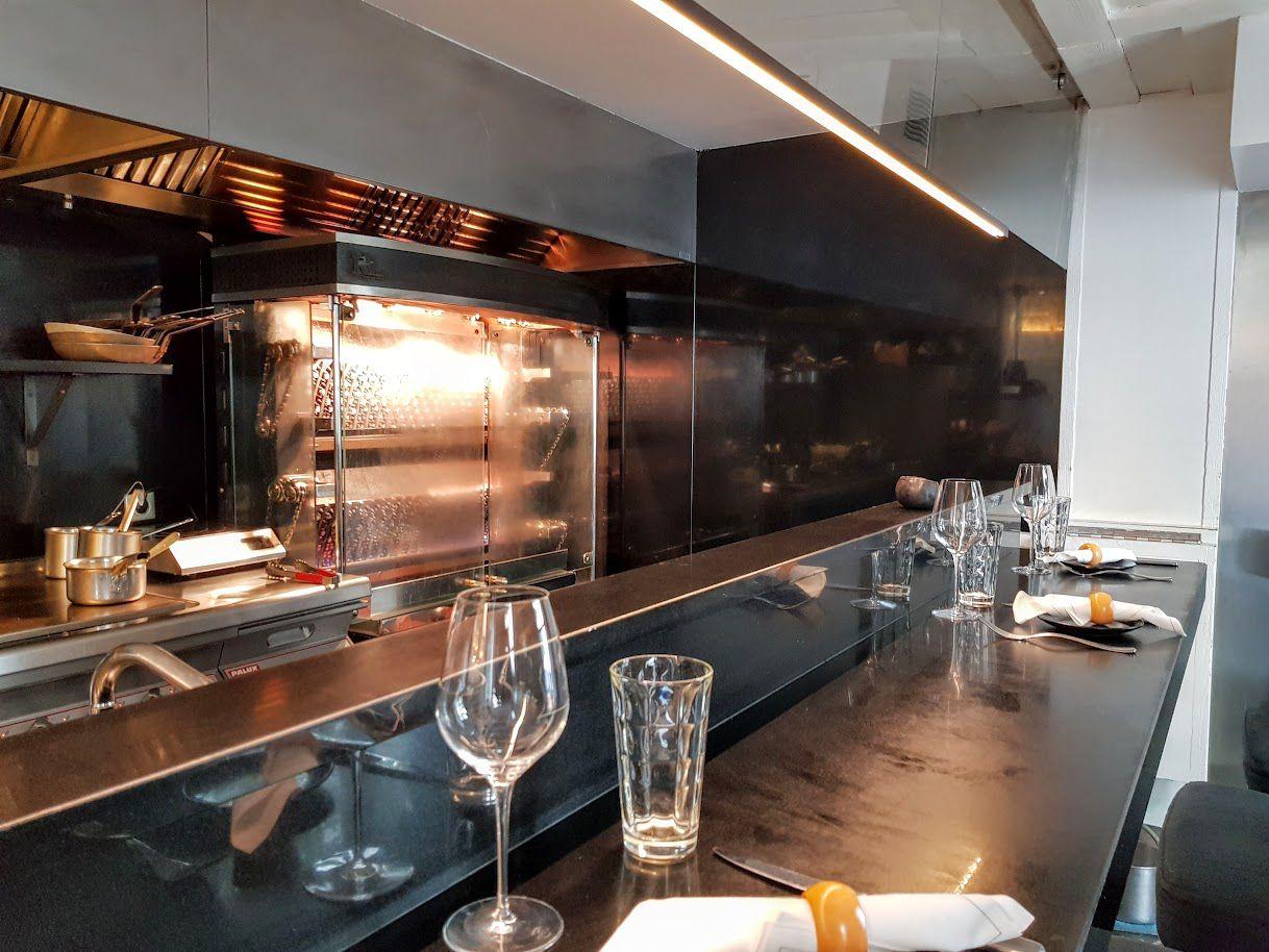 Le Comptoir du Coq Rico restaurant Paris 18