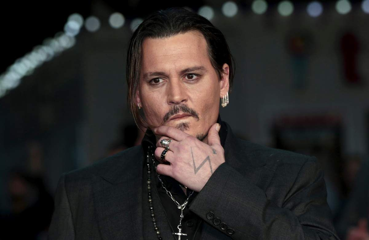 Johnny Depp ruiné ! Rien ne va plus pour lui.