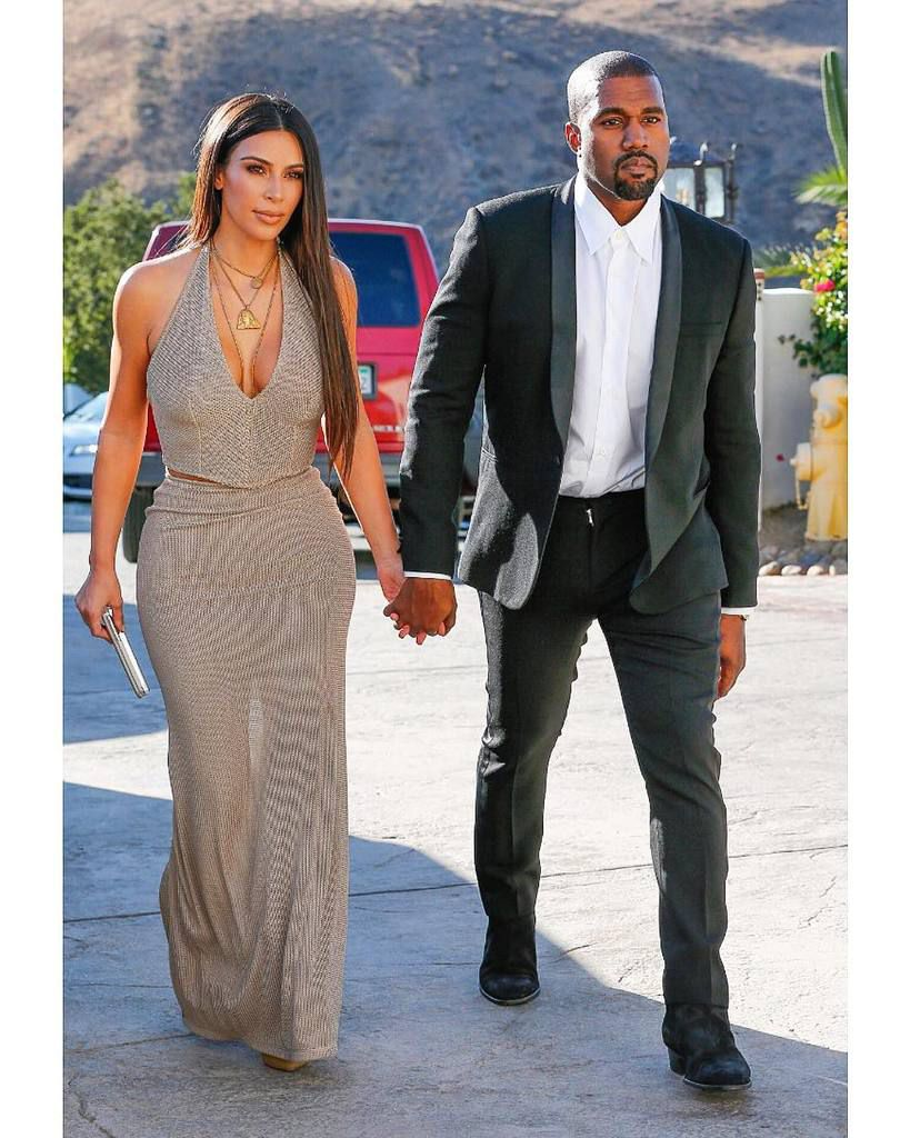 Le couple West❤❤❤