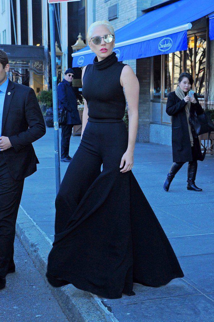 Style avec Lady Gaga⚘❤