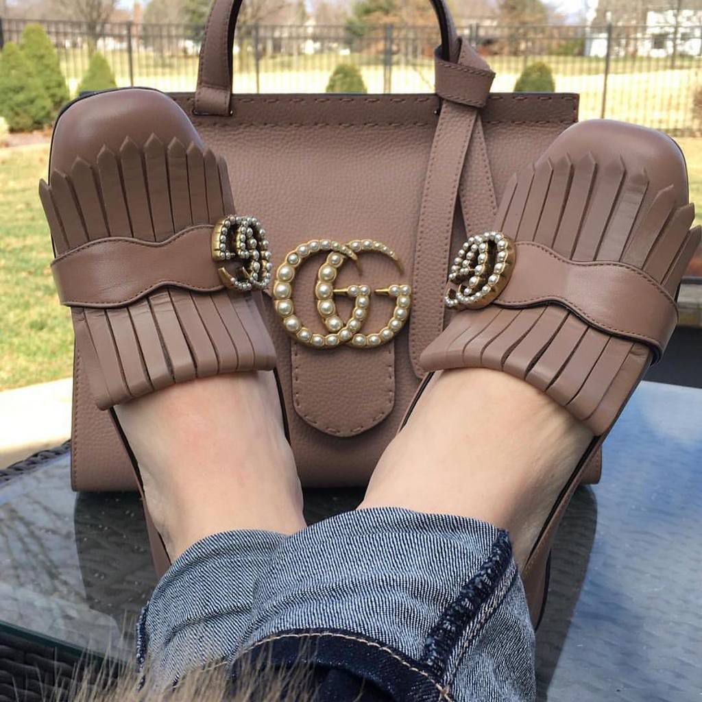 Chaussures Gucci😍