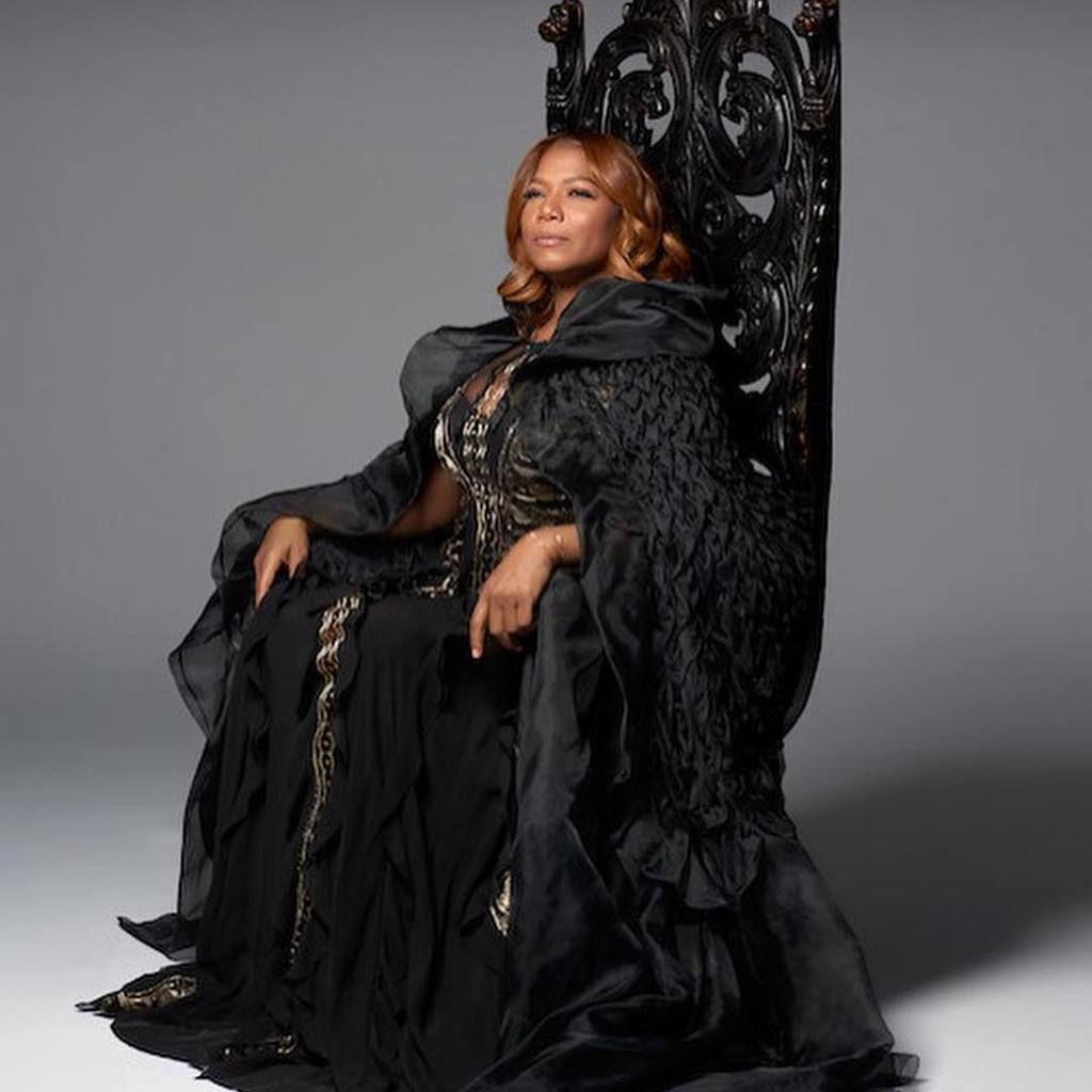 Joyeux anniversaire à Queen Latifah qui fête ses 48 ans🎂🎉🎉🎉🎉