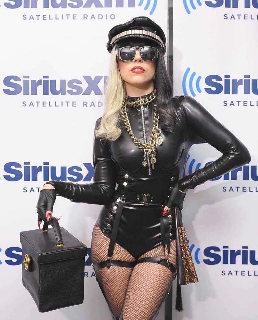 Look avec Queen Gaga 👑✌