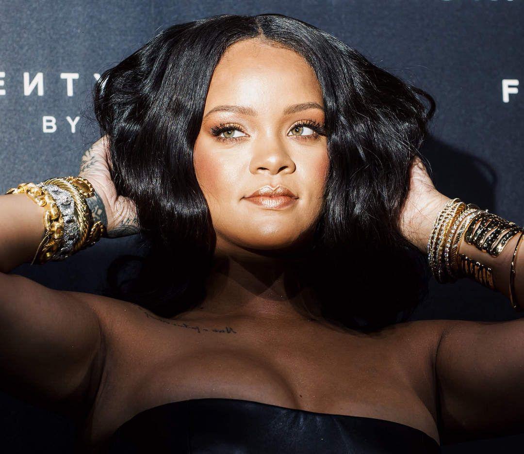 Queen Fenty Rihanna 😍