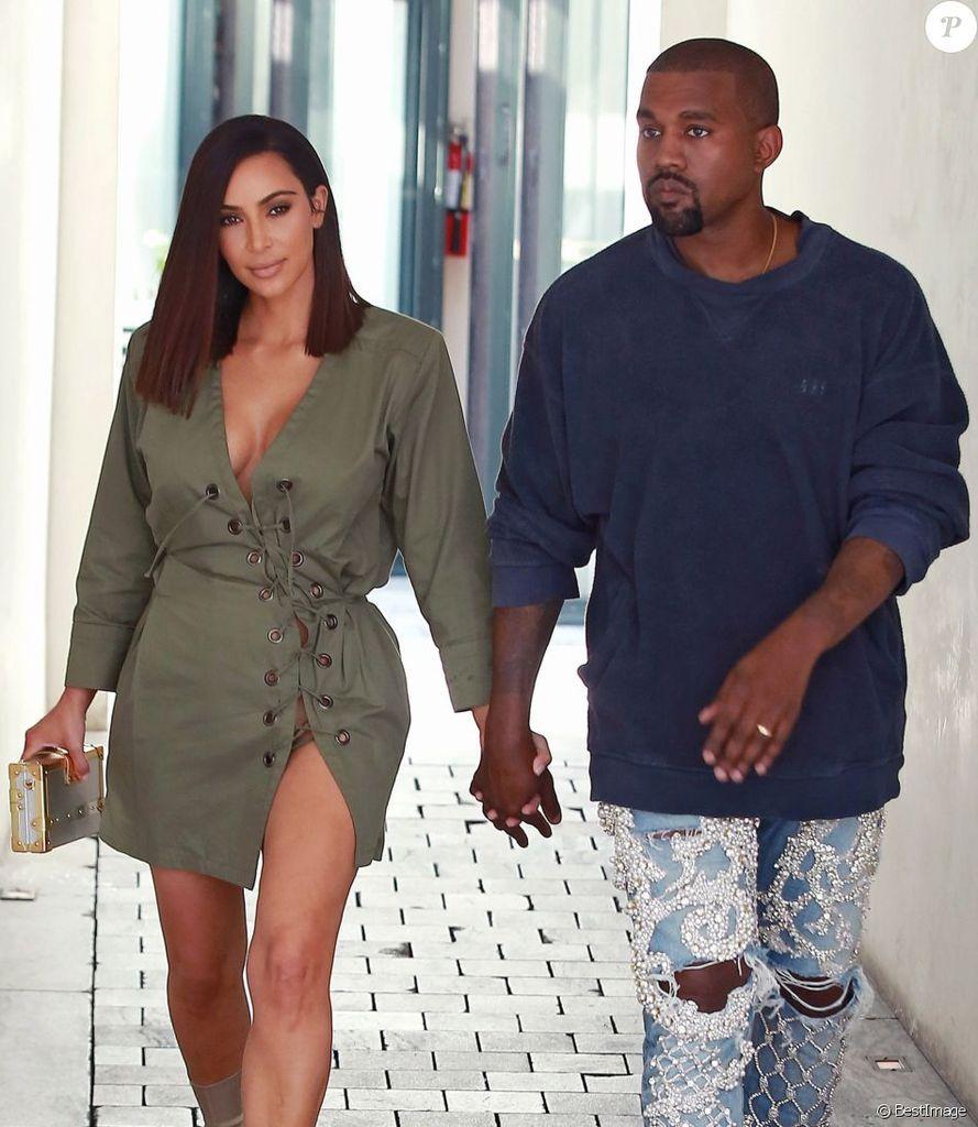 Kanye West et Kim kardashian : pourquoi leur couple fascine t'-il autant?