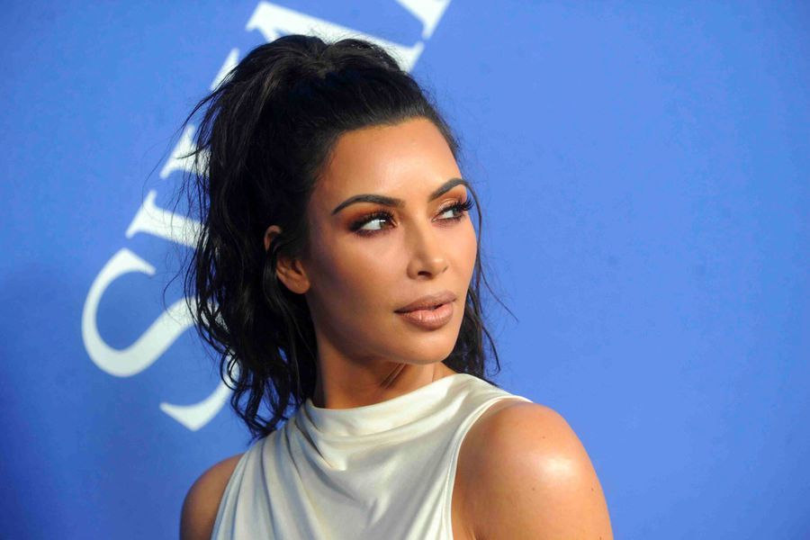 Kim kardashian nommée influenceuse de mode au CFDA Fashion Awards 2018 ! Voici les photos...