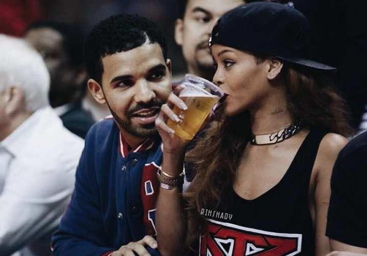Rihanna blessée par les paroles de la nouvelle chanson de Drake, c'est sur que le rappeur fait allusion à elle!!