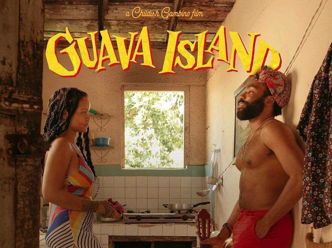 """Rihanna dans le film """"Guava Island"""" Voici les premières images du film."""