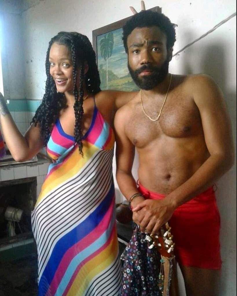 Rihanna dans le film Guava Island, Voici les premières images du film.