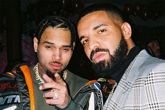 Chris Brown et Drake sont devenu inséparables depuis leur collaboration 😃