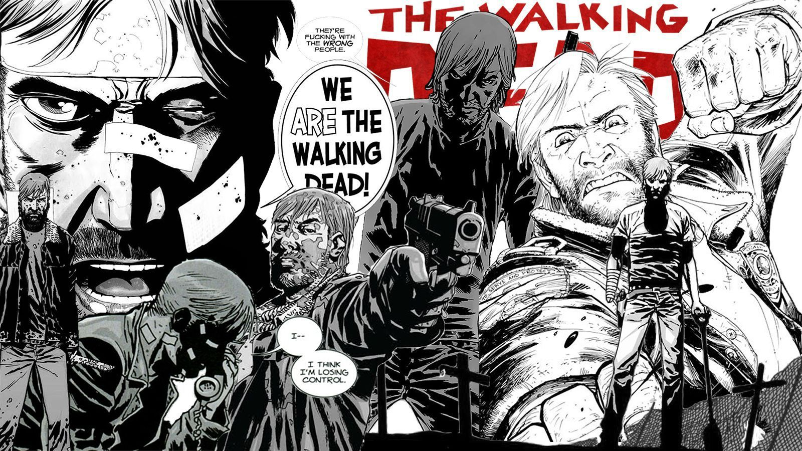 Ma Collection The Walking Dead