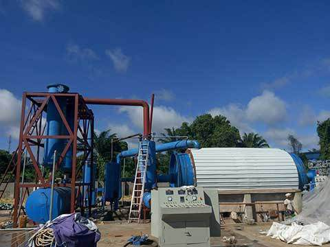 What Can A Waste Tyre Pyrolysis Oil Plant Bring For You