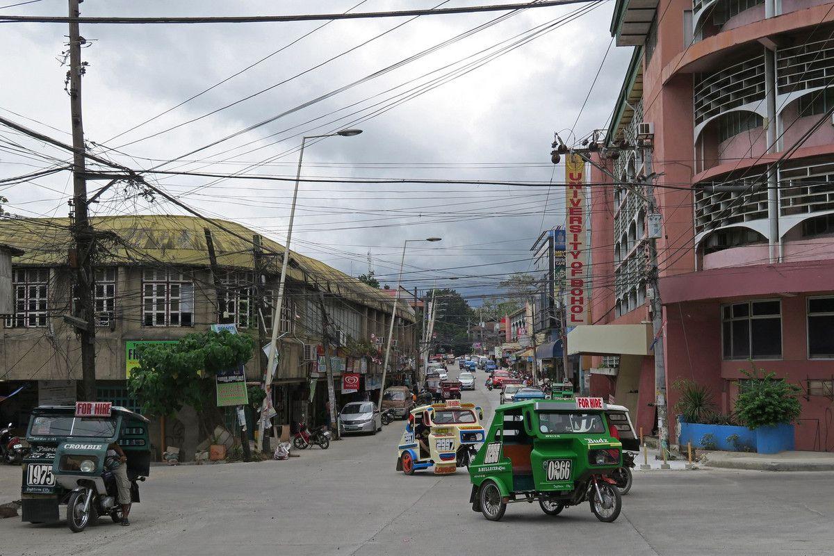 L'île de Bohol