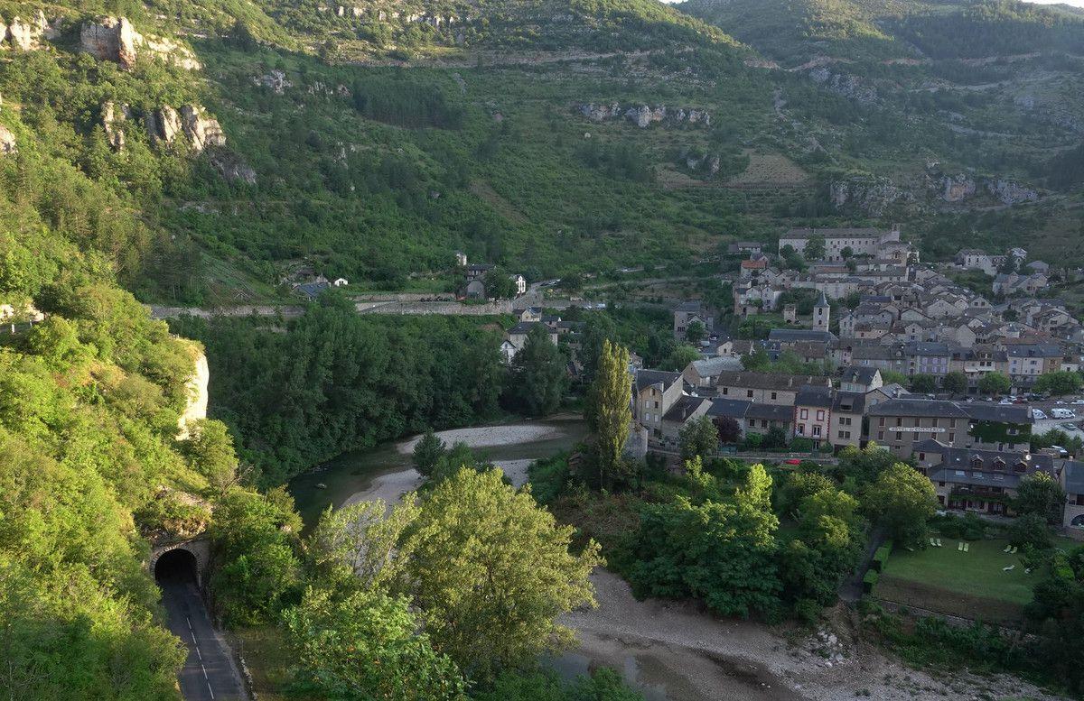Du Queyras à l'Ardèche en passant par la Lozère ... et retour par Olliergues (Puy de Dôme)