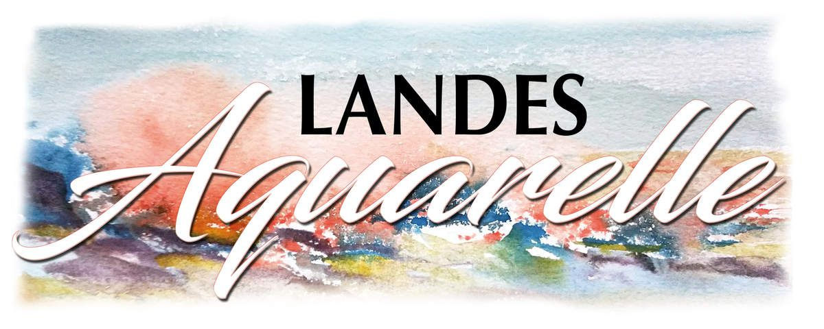 landes aquarelle : festival international d'aquarelle