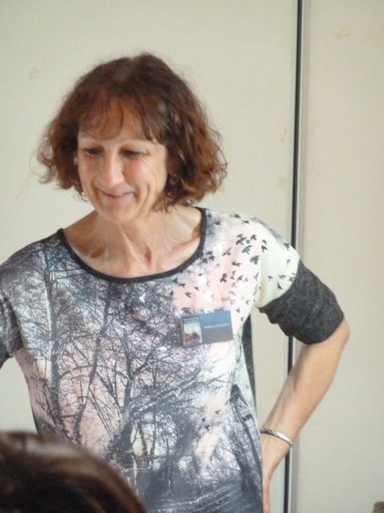 Nadine Dieulefit expose au festival Landes aquarelle du 12 au 20/09/2020 à Morcenx 40110