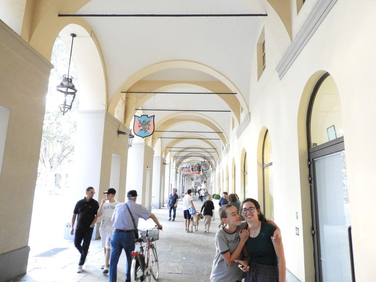 La Rentrée et nos quelques jours en Italie