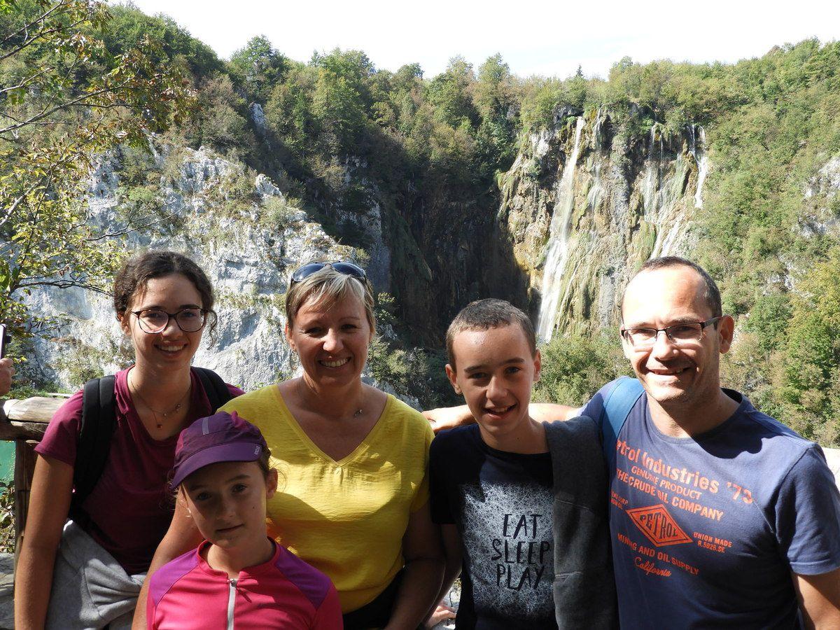 Notre séjour en Croatie du 08 septembre au 14 septembre 2018