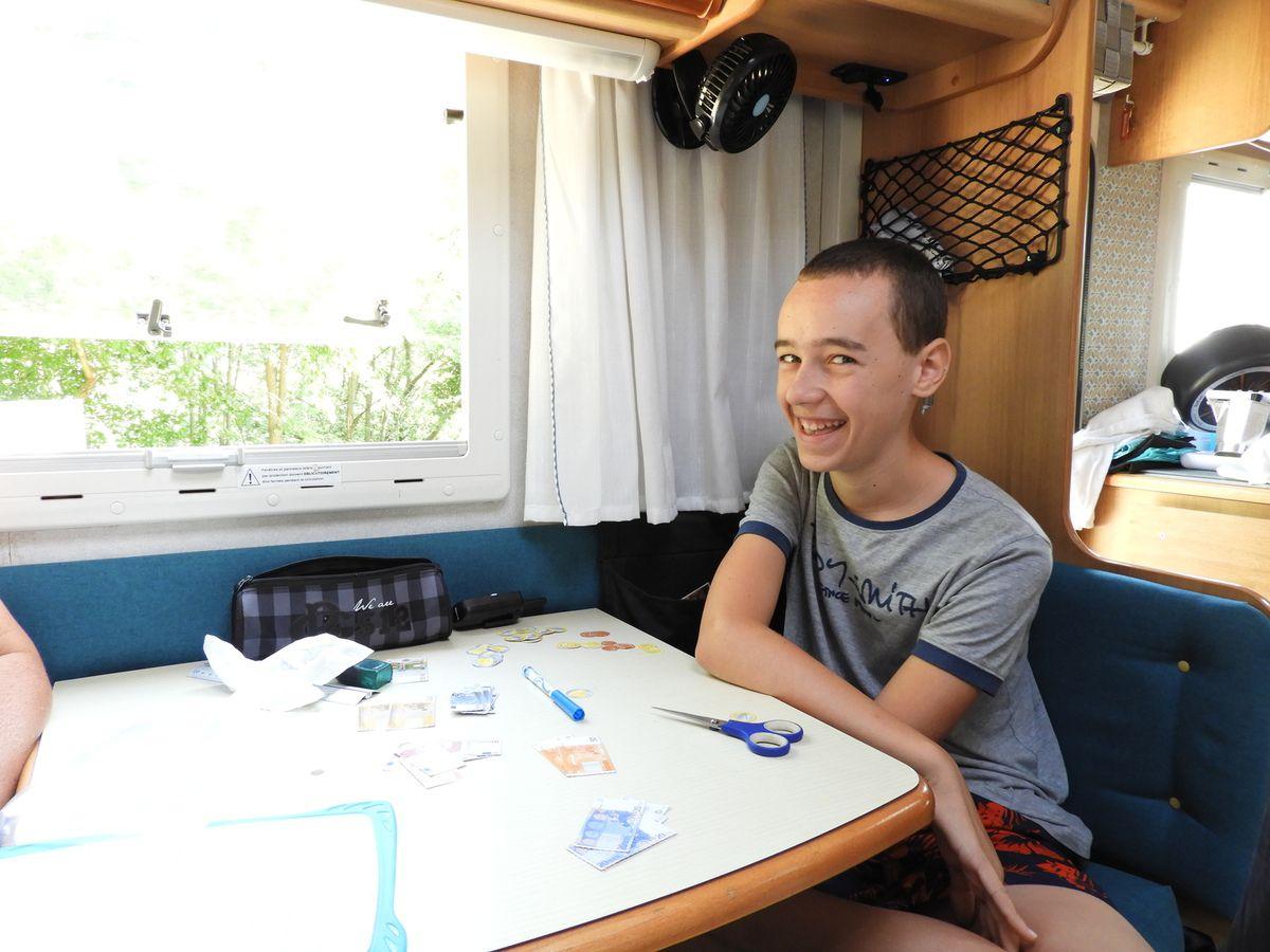 Notre vie depuis 1 mois en camping-car à travers l'Europe !9