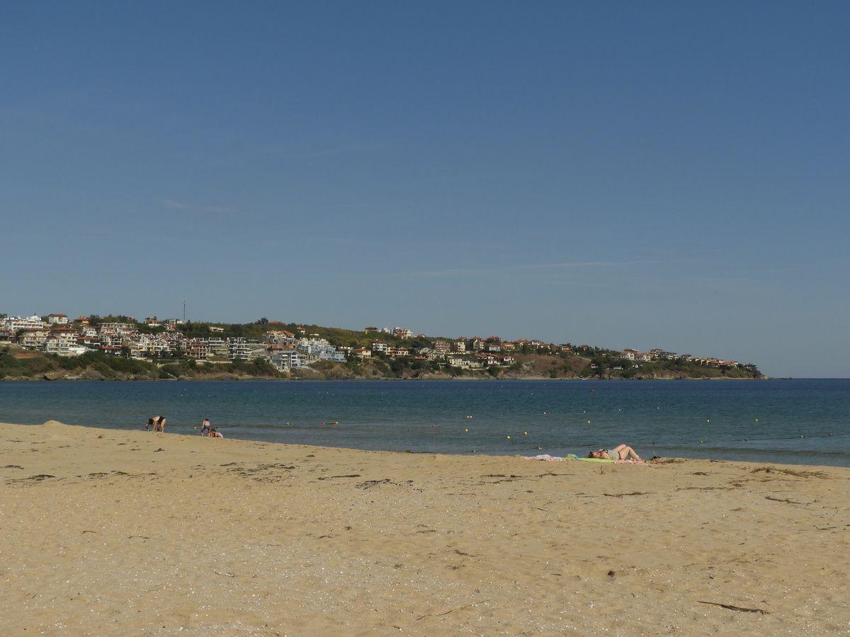 """Notre"" plage !"
