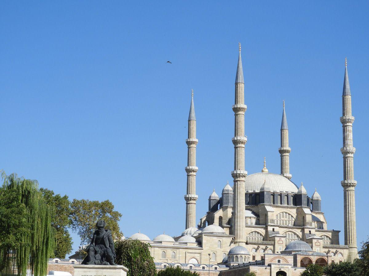 Notre arrivée en Turquie !