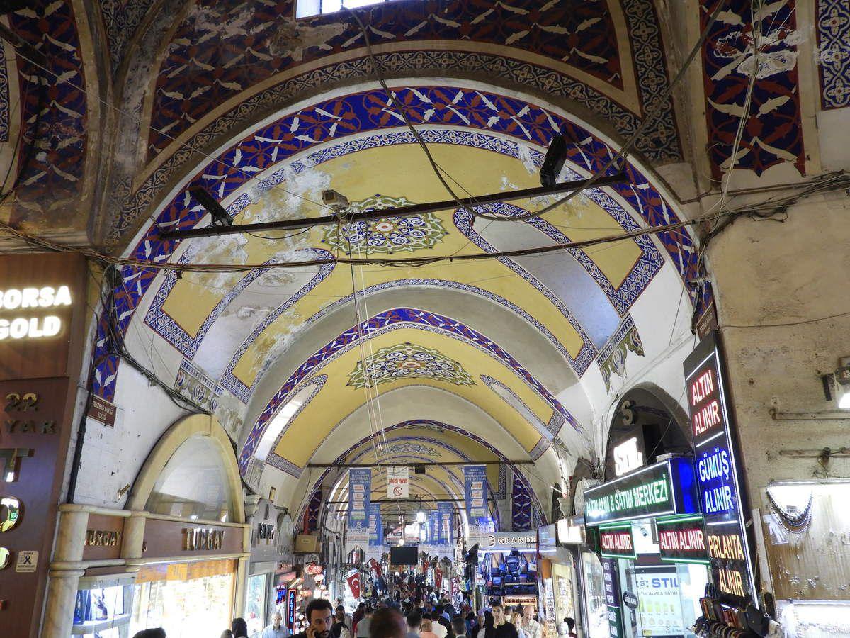 Le grand Bazar !