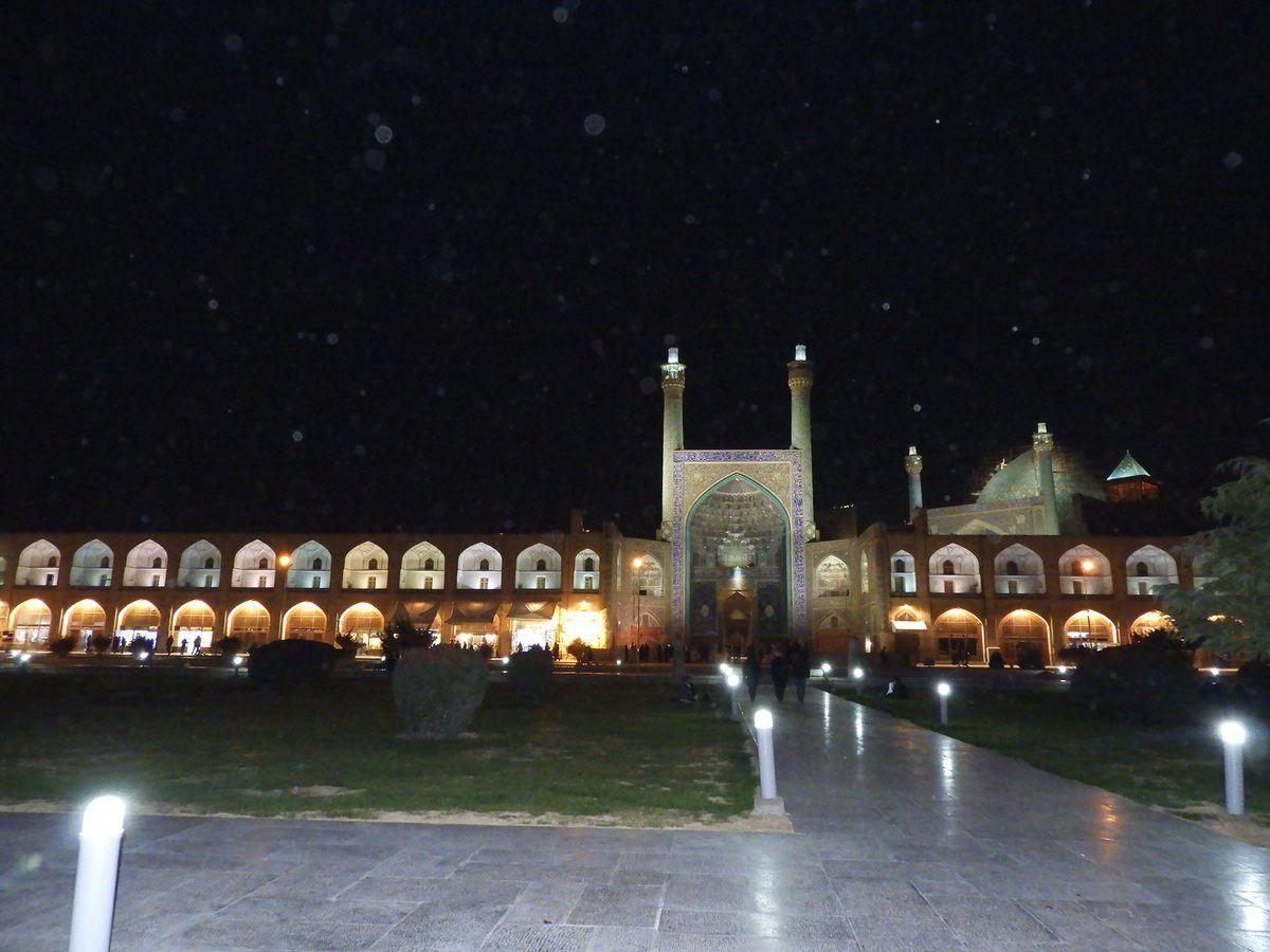 Kashan et Ispahan