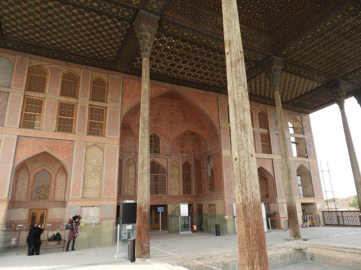 le palais Ali Qapu