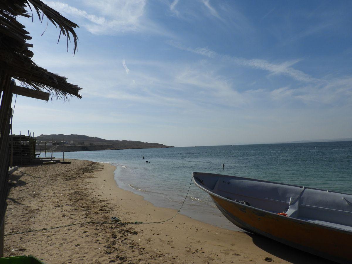 Noël sur l'ile de Qeshm !
