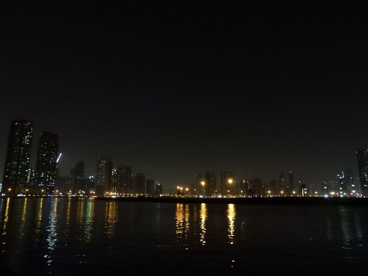 Le ferry pour Les Emirates !