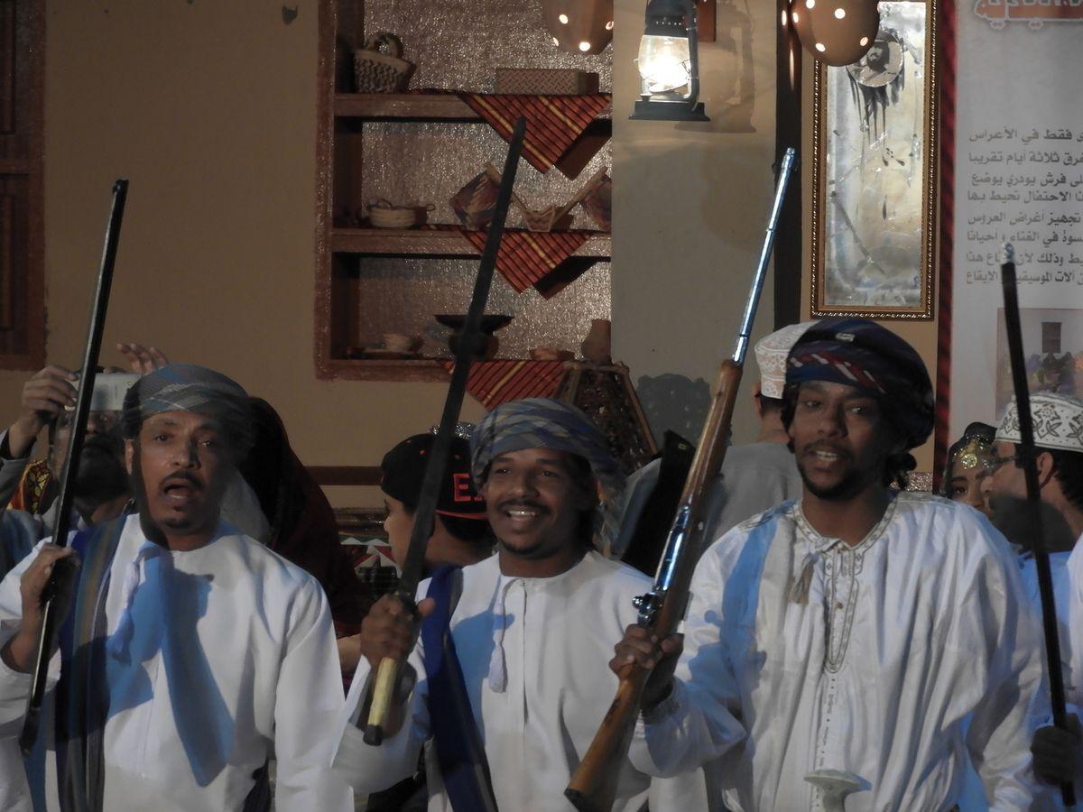Oman...première rencontre