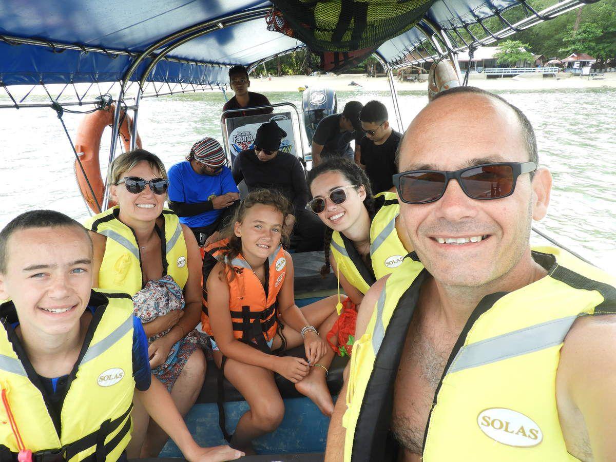Les îles Pérhentian : entre jungle et plages paradisiaques
