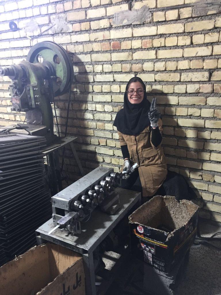 Retour en Iran pour des retrouvailles plus que chaleureuses!