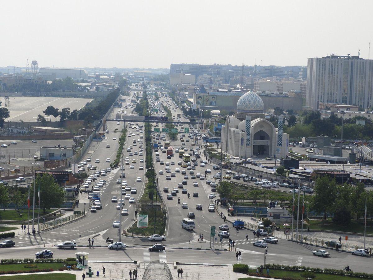Iran : Pannes mécaniques et belles rencontres!