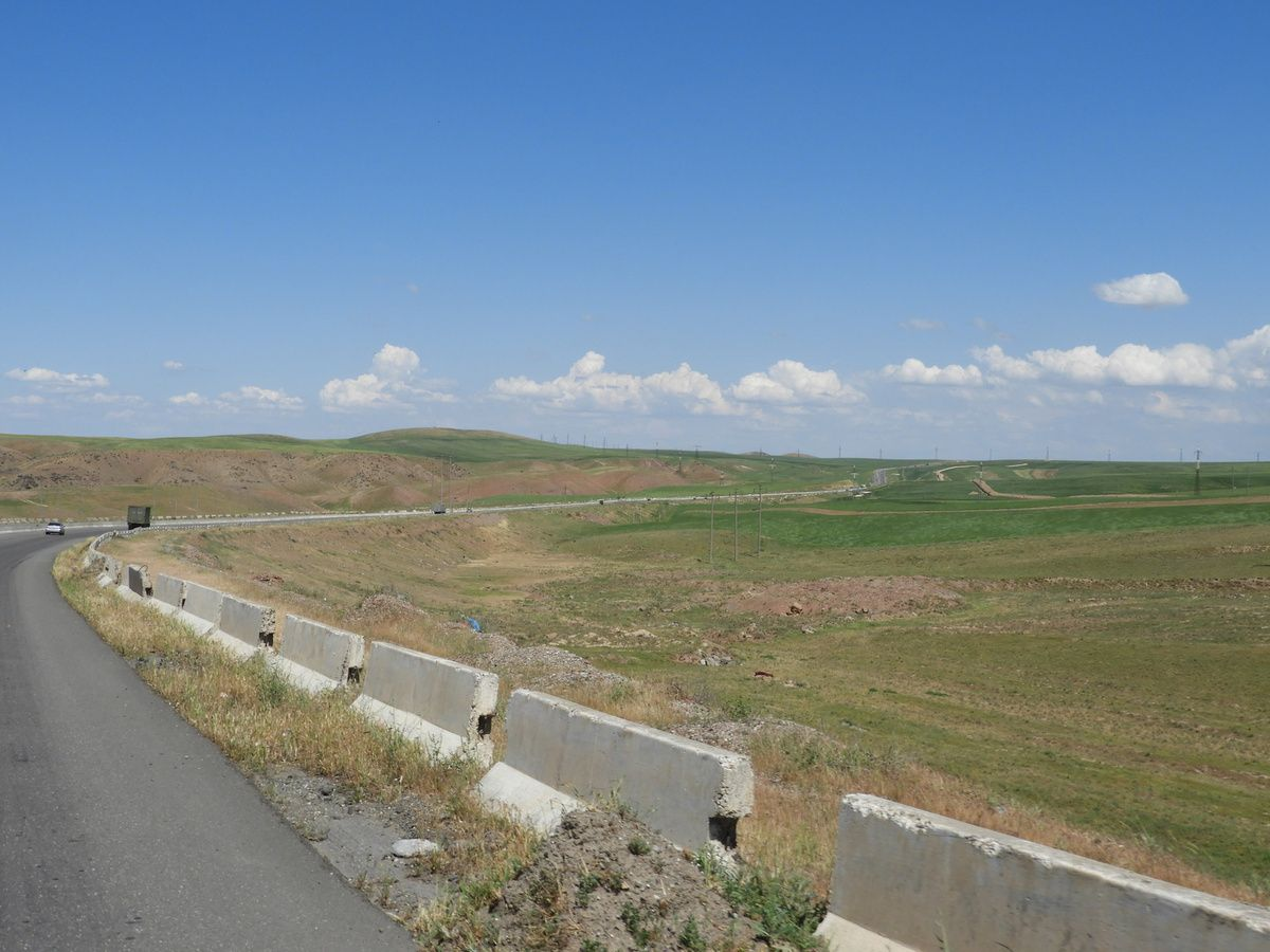 Le Kazakhstan : Le hasard des rencontres...