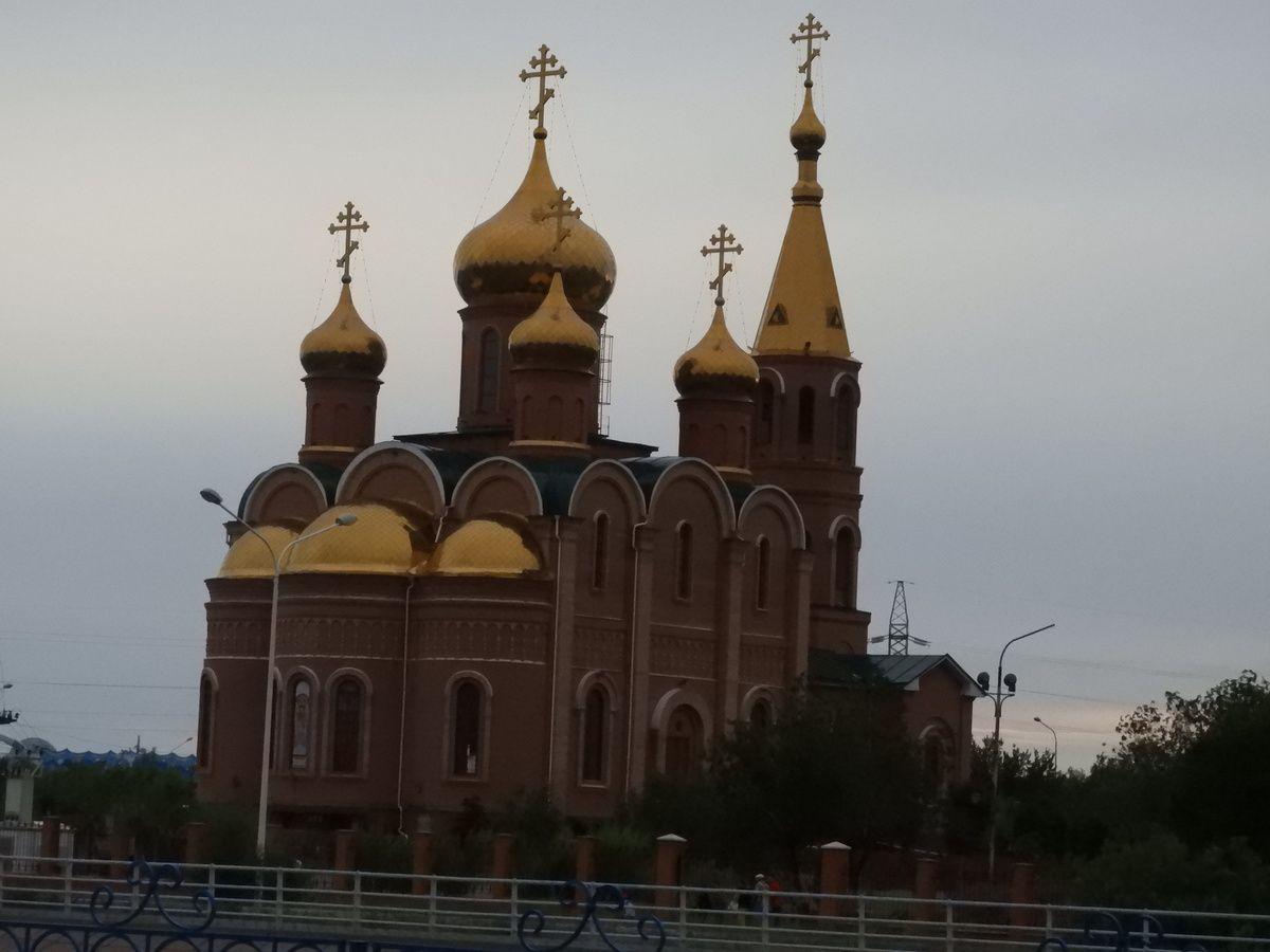 De retour au Kazakhstan...Belles rencontres et chaleur.