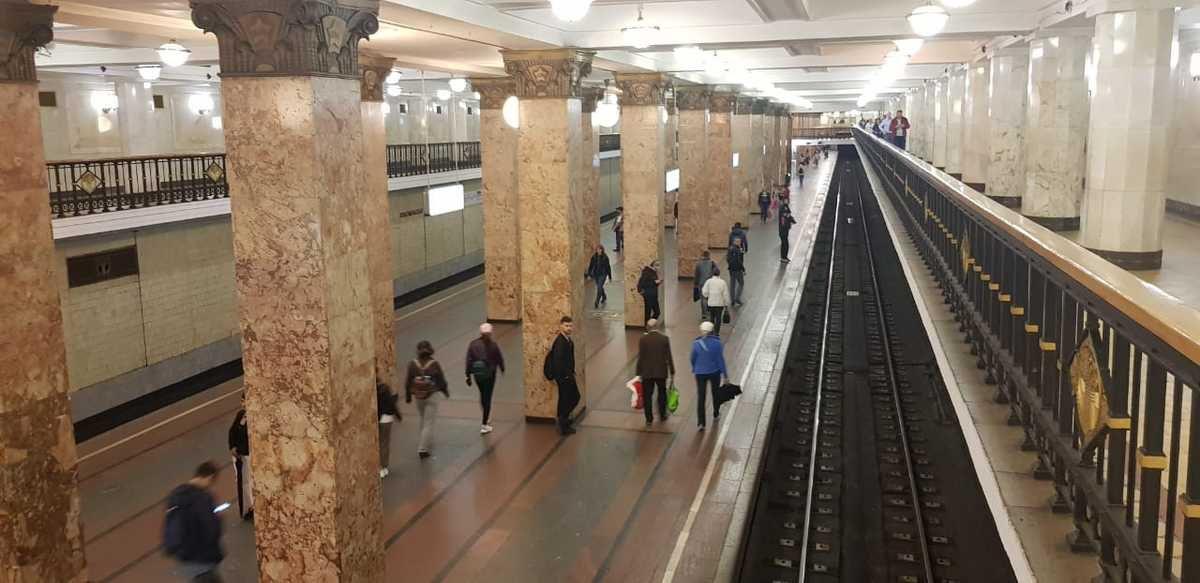 Moscou, la ville tant attendue...