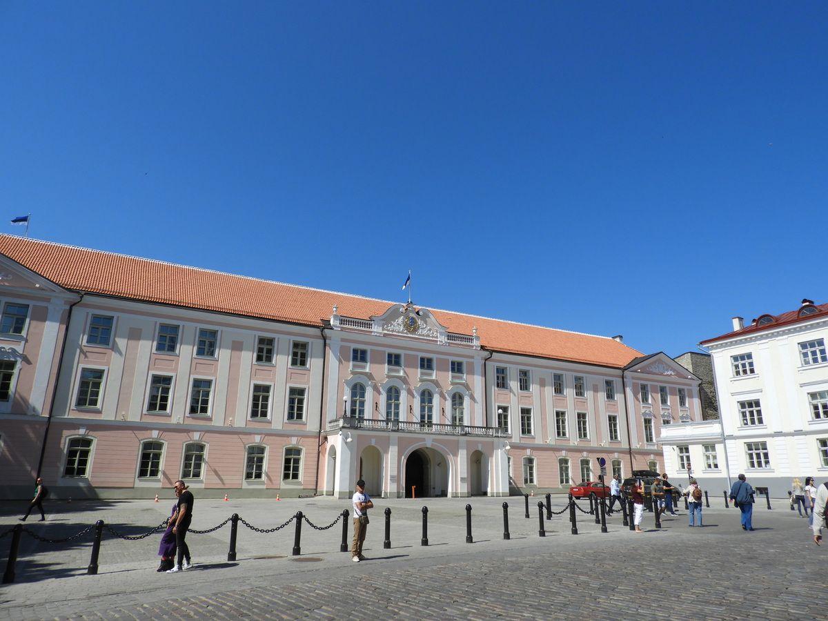 L'Estonie, notre retour en Europe