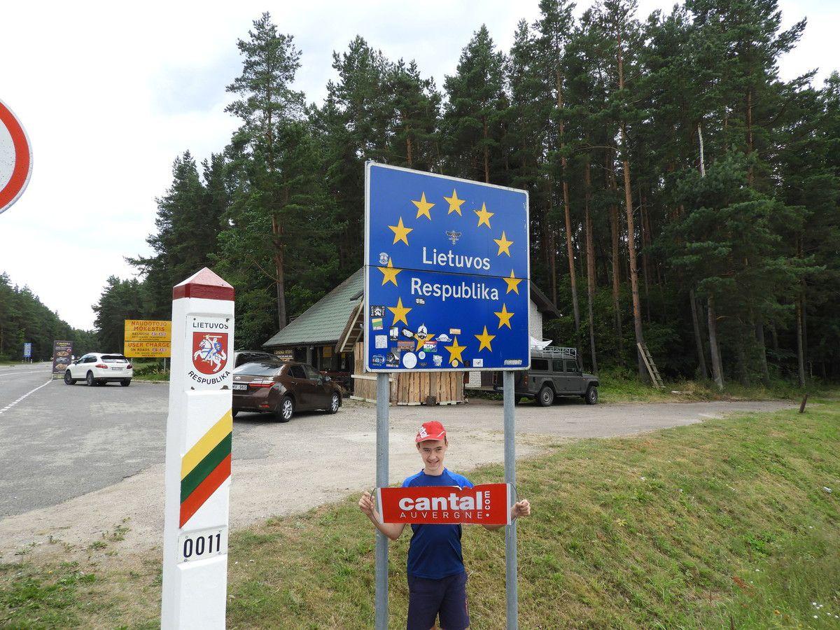 Lettonie, Lituanie... Deux petits pays aux superbes paysages