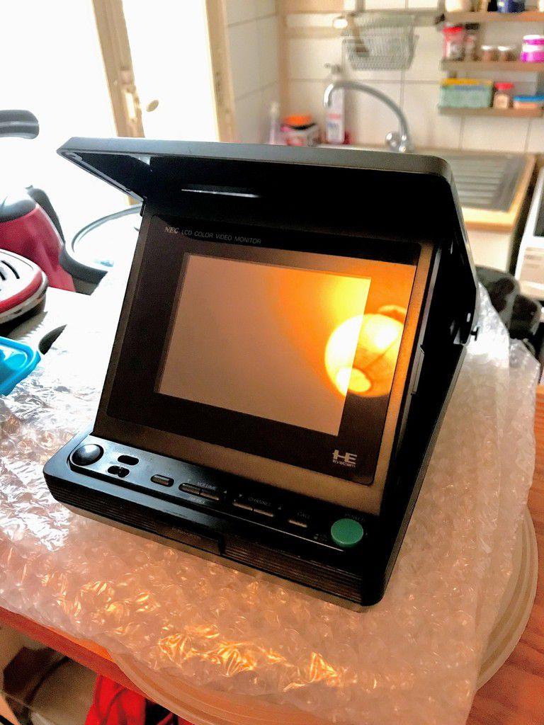 Tuto - Ouvrir un NEC PC Duo Monitor PI-LM1