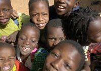 Population Sénégalaise 54% ont moins de 20 ans