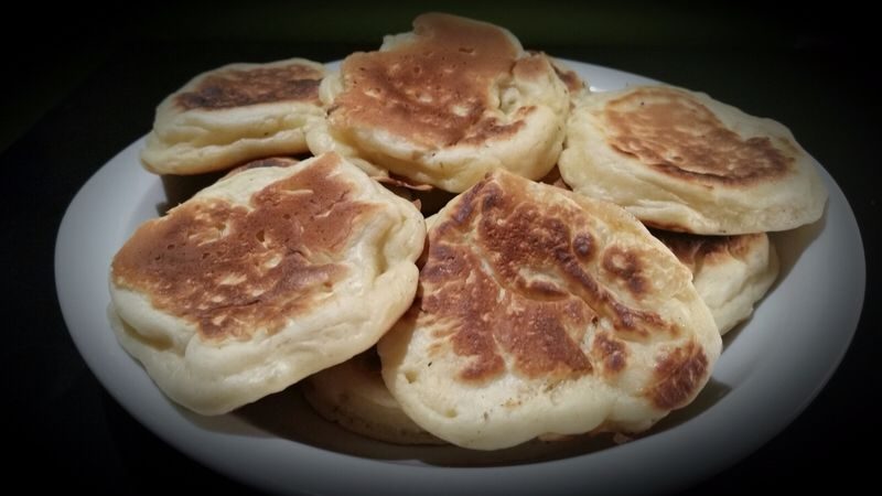 Galettes au fromage