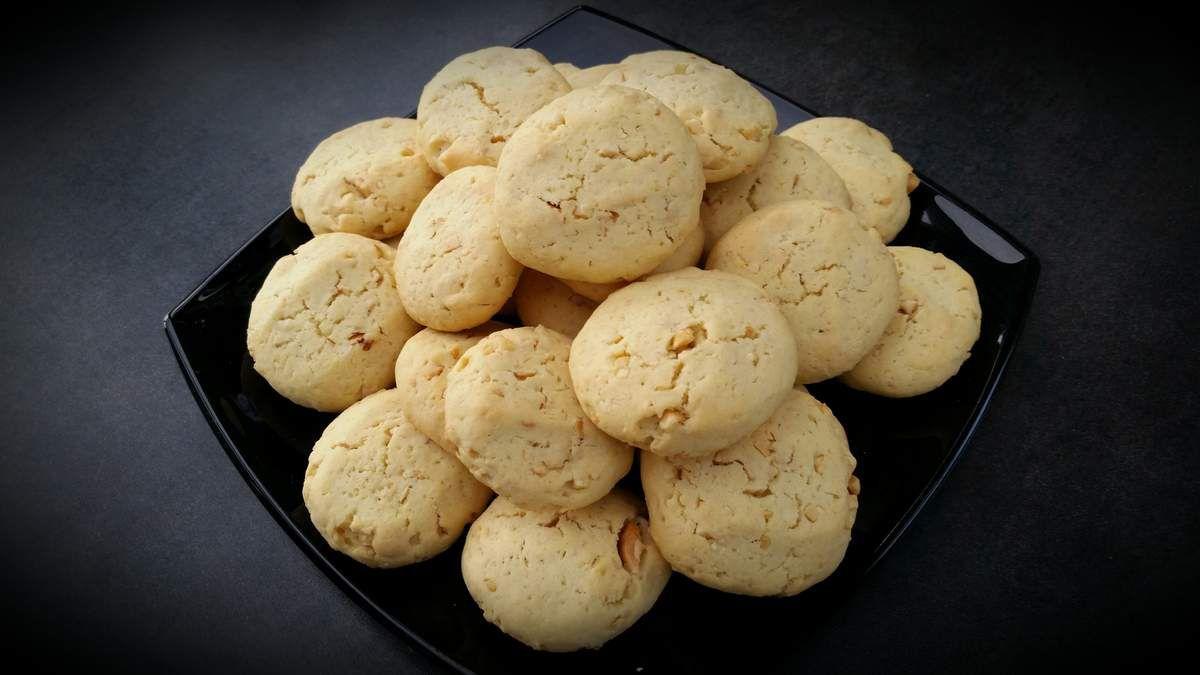 Cookies aux noix de Pécan