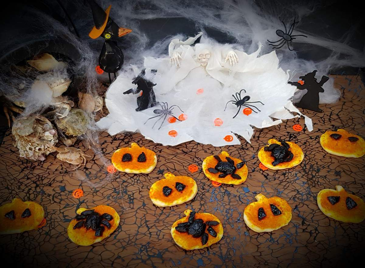 Amuse-bouches d'halloween